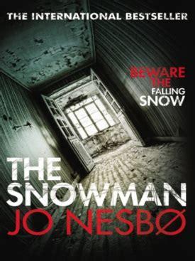libro the snowman jo nesbo sigue los pasos de larsson area libros