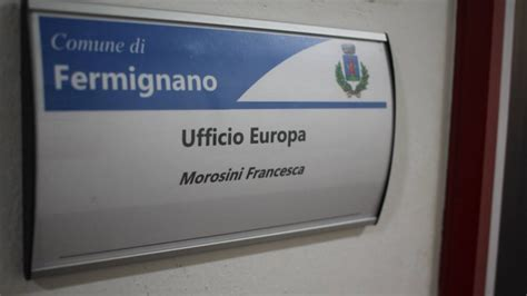 ufficio europa fondi europei apre l ufficio europa a fermignano 200 l