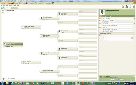 printable family tree program family tree maker genealogy software program the
