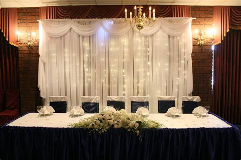 Wedding Backdrop Melbourne by Backdrops Curtaining Melbourne Wedding Designers