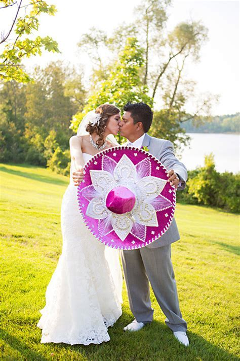 Colorful Fiesta Inspired Wedding