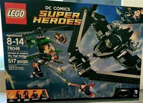 lego batman vs superman sets un nouveau set lego batman v superman leak 233 dcplanet fr