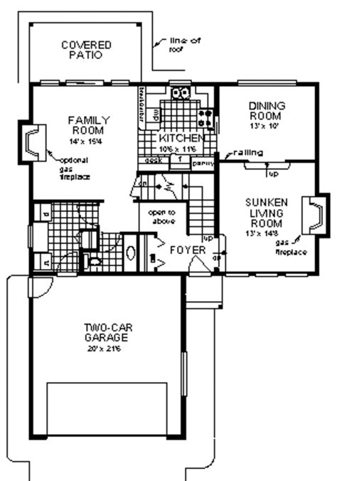 floor plans com european style house plan 3 beds 1 5 baths 1546 sq ft
