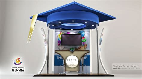 booth design art theba shcool booth design by moohhamm on deviantart