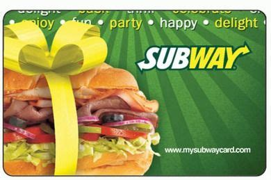 How Much Money Is Left On My Subway Gift Card - 25 best ideas about subway gift card on pinterest teacher appreciation luncheon
