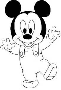 baby mickey mouse coloring pages mickey mouse coloring pages free printable coloring pages