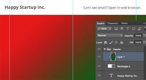 tutorial newsletter photoshop designing a christmas email newsletter in photoshop