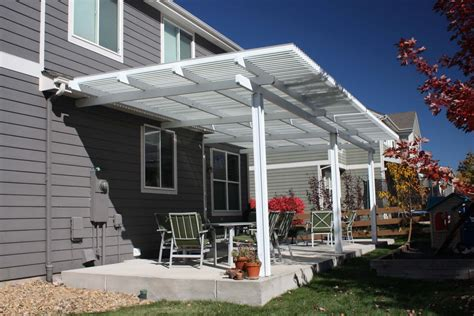 Pergola Attached To House With Gutters Med Art Home Pergola Attached To House