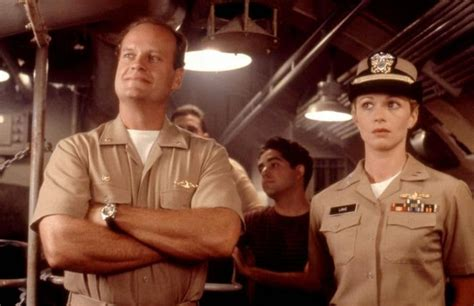 kelsey grammer navy down periscope 1996 a review