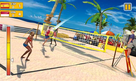volleyball game mod apk beach volleyball 3d android apps on google play