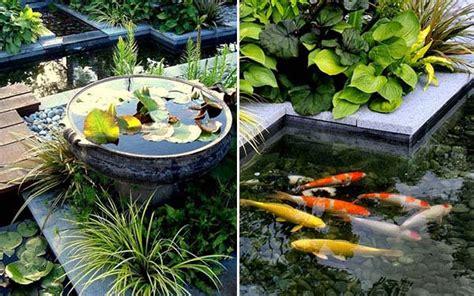 Backyard Aquarium by 21 Small Garden Backyard Aquariums Ideas That Will