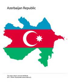 azerbaijan flag free large images