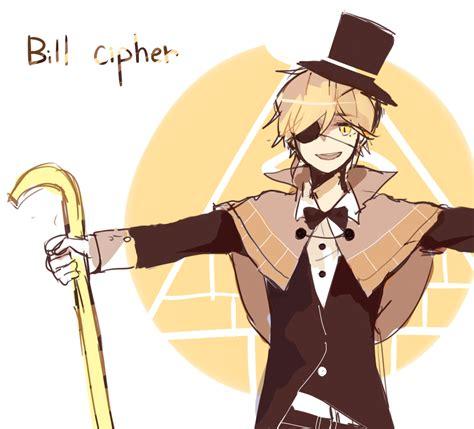 bill cipher anime gravity falls bill cipher human bill pinterest