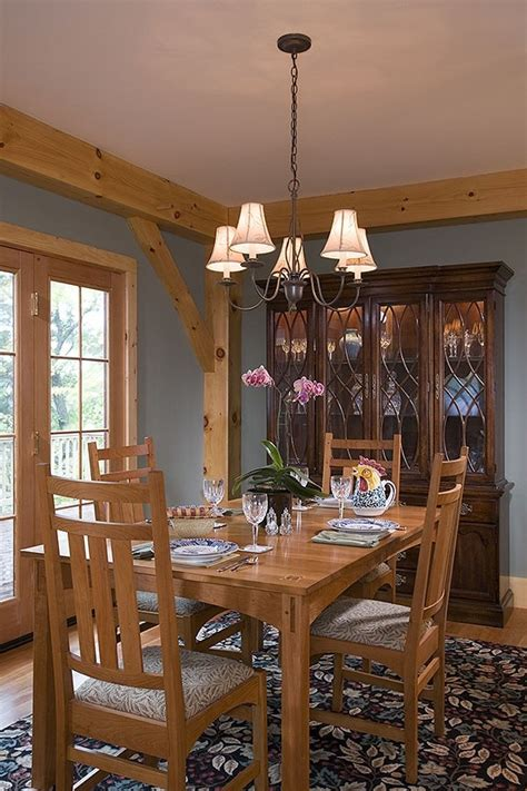 home interior frames custom eastern white pine frame 3 inspiring timber frame interiors dining area