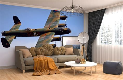 airplane wall murals vintage airplane murals darren harbar vintage aviation photographer wallsauce usa