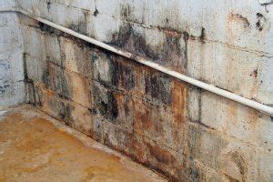 how to seal your basement from outside moisture