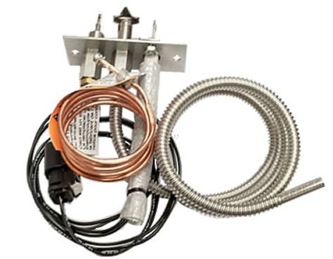 how to light a gas pit replacement pilot assembly for hpc hwi wire ignition