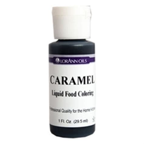caramel food coloring food colors caramel liquid lorann oils 1140