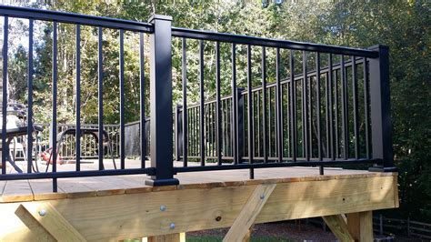Banister And Baluster Afco Rail Series 100 Stair Solution