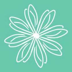 Flower Stencil Template by Kaisercraft Stencils Template Flower