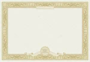 editable vector certificate template with ornamental
