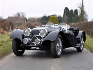 1936 Jaguar Ss100 1936 Jaguar Ss 100 Roadster Retro S S Tw Wallpaper
