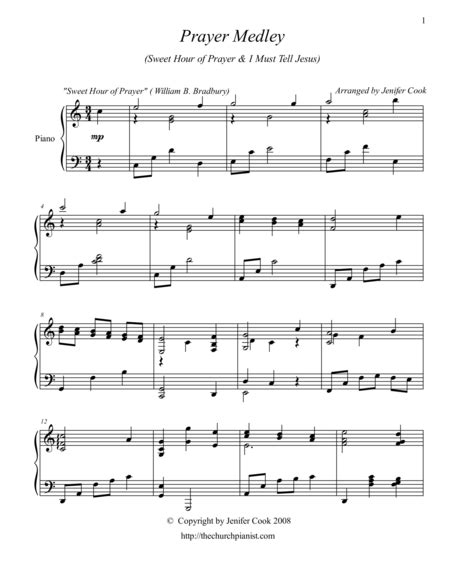 anonymous 4 sweet hour of prayer sweet hour of prayer medley sheet by
