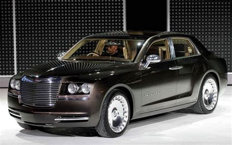 chrysler imperial concept  features