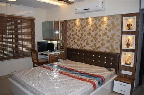 bedroom furniture bed  study table manufacturer  thane