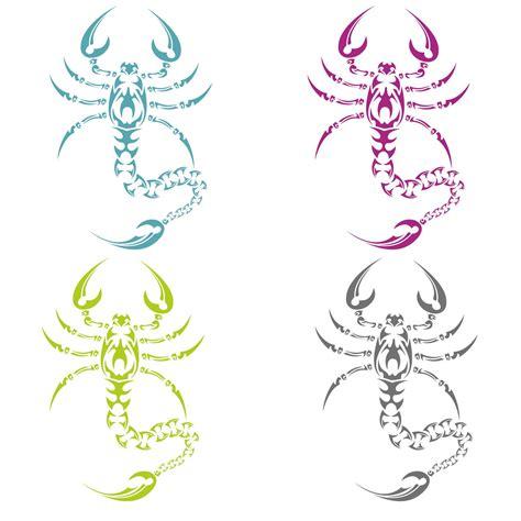 Aufkleber Tattoo by Skorpion Auto Aufkleber Tribal Tattoo Motorhauben Sticker