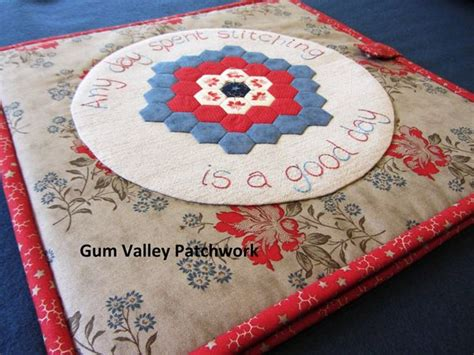 Gum Valley Patchwork - block folder ii gum valley patchwork