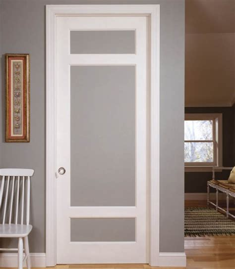 bedroom doors with frosted glass www pixshark com