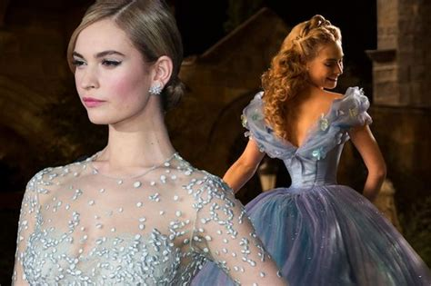 cinderella the actress cinderella actress lily james reveals personal tragedy