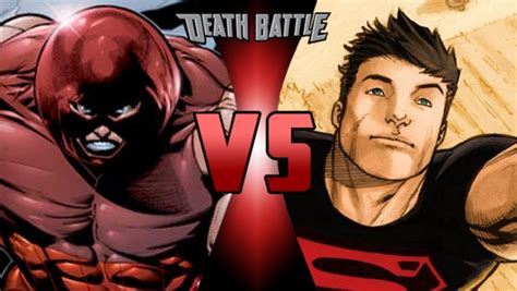 Gamer Kaos Juggernaut juggernaut vs superboy battle fanon wiki fandom powered by wikia