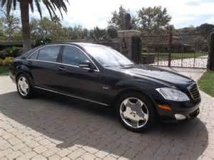 Used S600 Mercedes For Sale 2007 Mercedes S Class S600 For Sale Craigslist Used