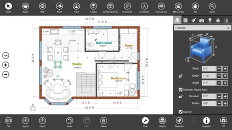 Floor Plan Software Mac Free Download live interior 3d pro download