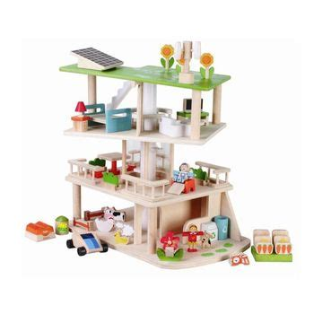 eco dolls house eco dolls house with furniture family go live