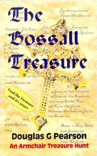the bossall treasure hunt mysterious writings