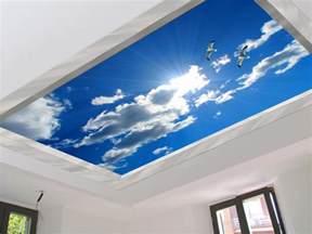 decori per soffitto trompe l oeil decori murali trompe l