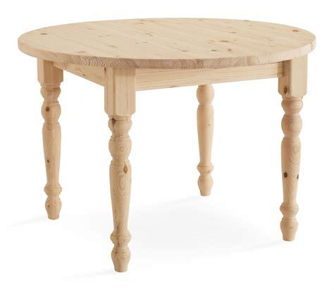 tavoli in pino tavoli in pino tavolo allungabile 110 tondo arredamenti