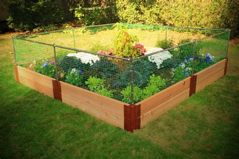 Vegetable Garden Fence Ideas Garden To Tackle Ahead Of Summer Time Decor Advisor