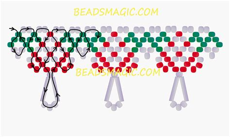 beading patterns free instructions beading on pinterest seed bead tutorials seed beads and