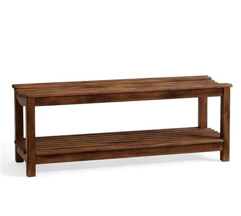 pottery barn entryway bench declan entry bench pottery barn