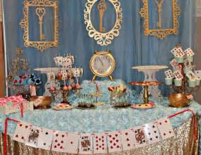 Alice In Wonderland Birthday Decorations 33 Beautiful Tea Party Decorations Table Decorating Ideas