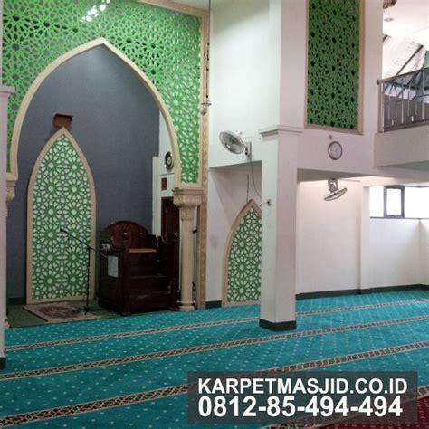 Karpet Permadani Di Cikarang karpet masjid baitul makmur telaga sakinah cikarang karpetmasjid co id