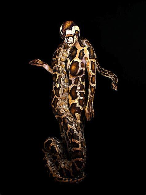 amazing body art inspired  nature  modern met