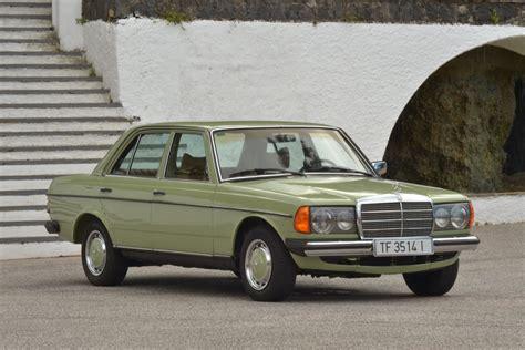 1976 mercedes 240d mercedes 240d w123 de 1978