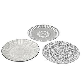Dinner Set Modern Grey broste grey modern nibbles bowls set of 3
