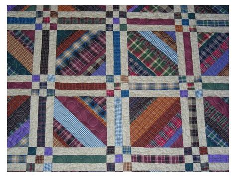 Plaid Quilt by Pretty In Plaid Quilt