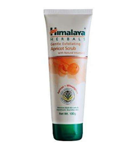 Scrub Himalaya by Himalaya Gentle Exfoliating Apricot Scrub 100gm Pack Of 3